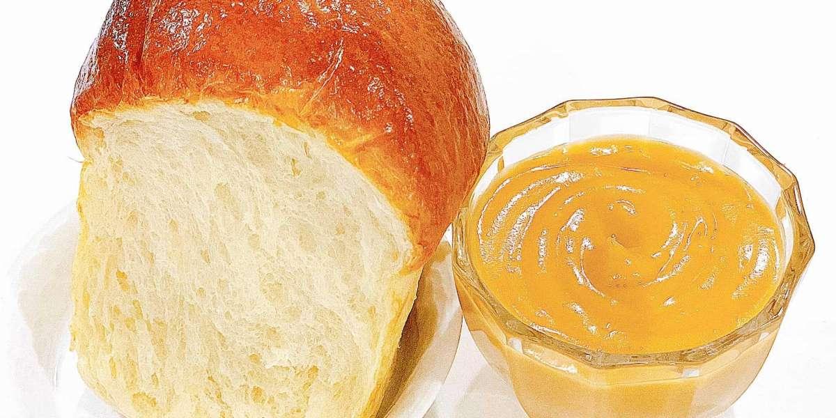 แจกสูตร สังขยาไข่ (สีส้ม)